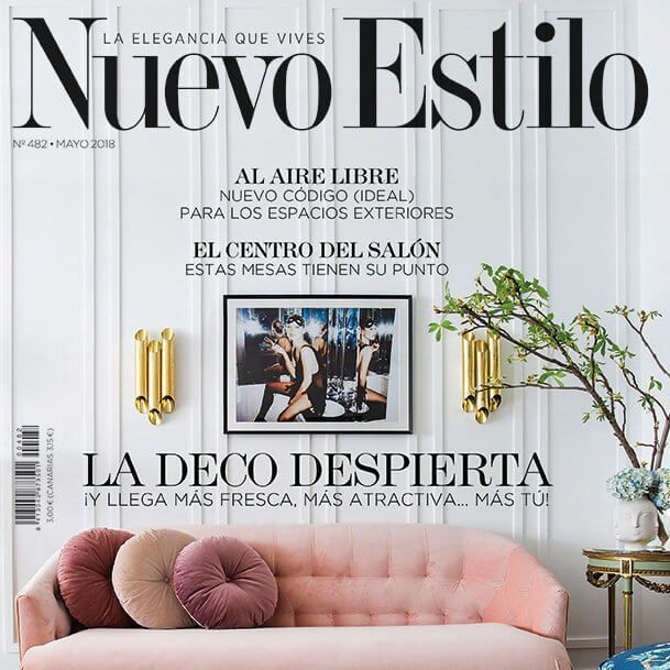 portada de la revista nuevo estilo