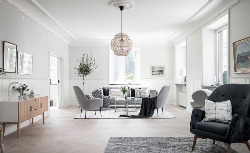 Cómo combinar los colores en decoración de interiores