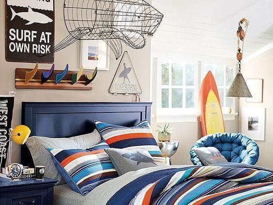 Consejos de decoración para habitaciones juveniles