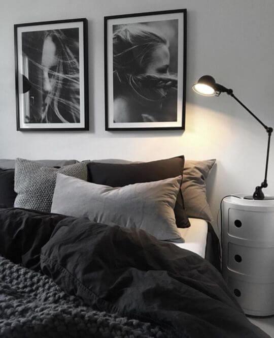 decorar una habitación de matrimonio pequeña