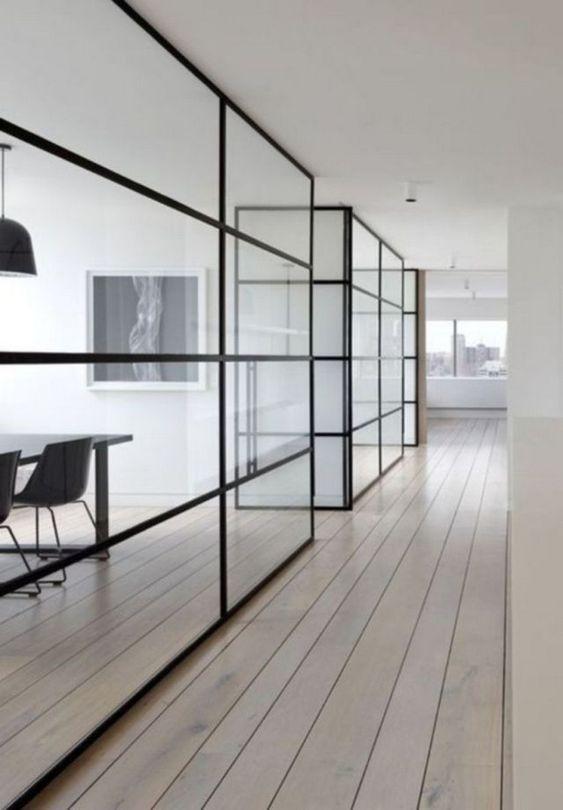 diseño de oficinas minimalista