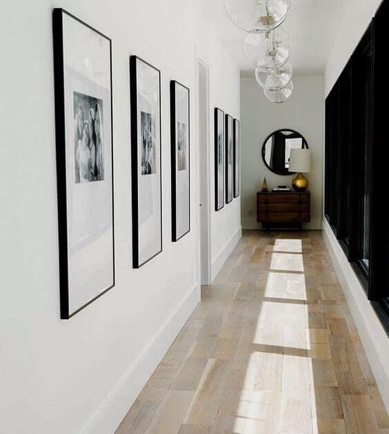 Decoración del pasillo: 3 consejos útiles