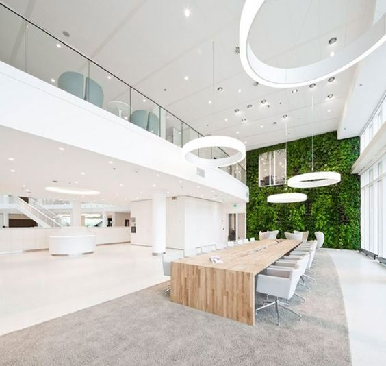 oficinas blancas